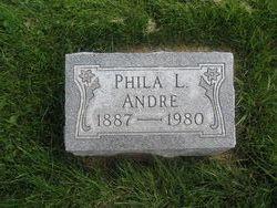Phila L <I>Comstock</I> Andre