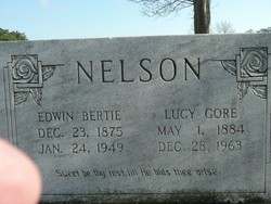 Lucy <I>Gore</I> Nelson
