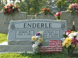 Lucille Clementine <I>Hahn</I> Enderle