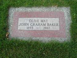 Olive Mae <I>Inks</I> Baker