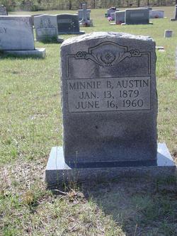 Minnie Missouri <I>Bair</I> Austin