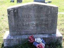 Charles E Crowe