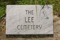 Lee Cemetery #2