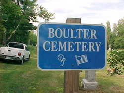 Boulter Cemetery