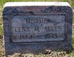 Leona May <I>Keys</I> Allen