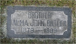 Alma John Butler