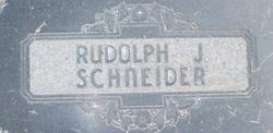 Rudloph John Schneider