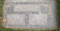 Norman Franklin Parker
