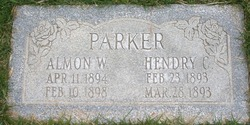 Almon Whitney Parker
