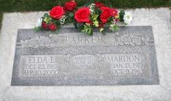 Mardon John Parker