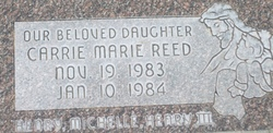 Carrie Marie Reed