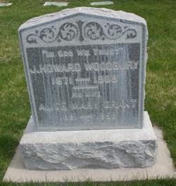 Alice Mary <I>Grant</I> Woodbury