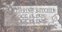 Corrine Butcher