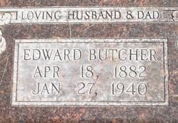 Edward Butcher