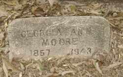 Georgia Ann <I>Dent</I> Moore