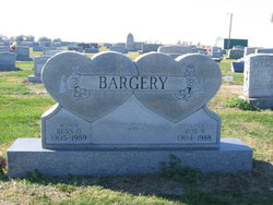 """Bess """"Bessie"""" <I>Dial</I> Bargery"""