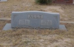 Ethel Elizabeth <I>Lowery</I> Ault