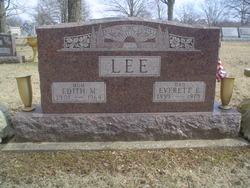 Edith Mae <I>Winkler</I> Lee