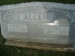 Lester Lee Allen