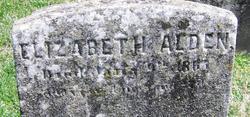 Elizabeth <I>Ames</I> Alden