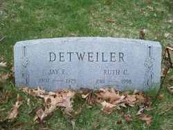 Ruth Catherine <I>Castle</I> Detweiler