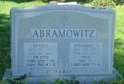 Saadee Abramowitz