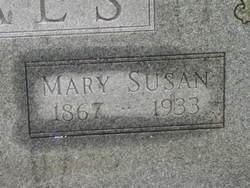 Mary Susan <I>Bryant</I> Boals