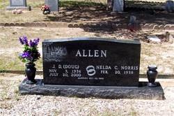 Nelda C <I>Norris</I> Allen