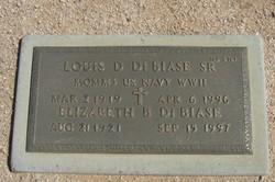 Louis D Di Biase, Sr
