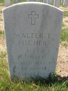 Walter E Fischer