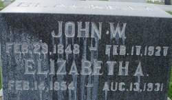 John W Blackett