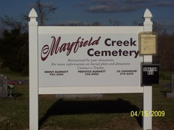 Mayfield Creek Church Cemetery