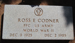 Ross Elmer Codner