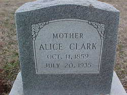 Mary Alice <I>Lindesmith</I> Clark