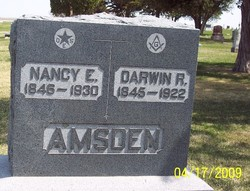 Nancy Ellen <I>Duff</I> Amsden