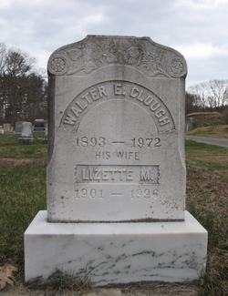Lizette <I>Miller</I> Clough
