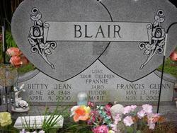 Betty Jean Blair