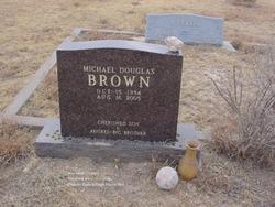 Michael Douglas Brown