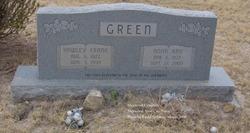 Anna Ray <I>Hays</I> Green