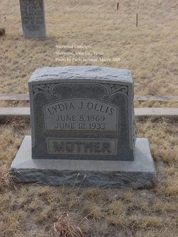Lydia Jane <I>Medford</I> Ollis