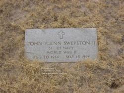 John Plenn Swepston, II