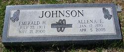 Allena E Johnson