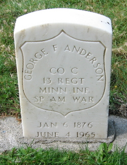 George F. Anderson