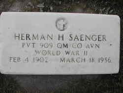 Herman Henry Saenger