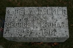 Mabel Alsey <I>Palmer</I> Thomas