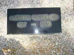 Clarence Vernon Ard