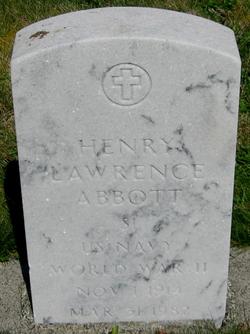 Henry Lawrence Abbott