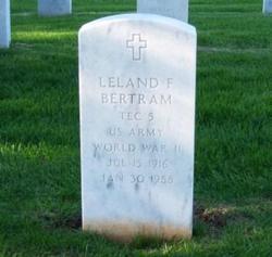 Leland F Bertram