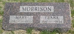 Mary Melissa <I>Marick</I>  Morrison