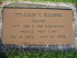 William L Rambo